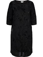 zizzi - Kleid mit Rundhals-Ausschnitt
