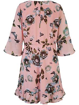 JUNAROSE - Kleid mit Blüten-Druck